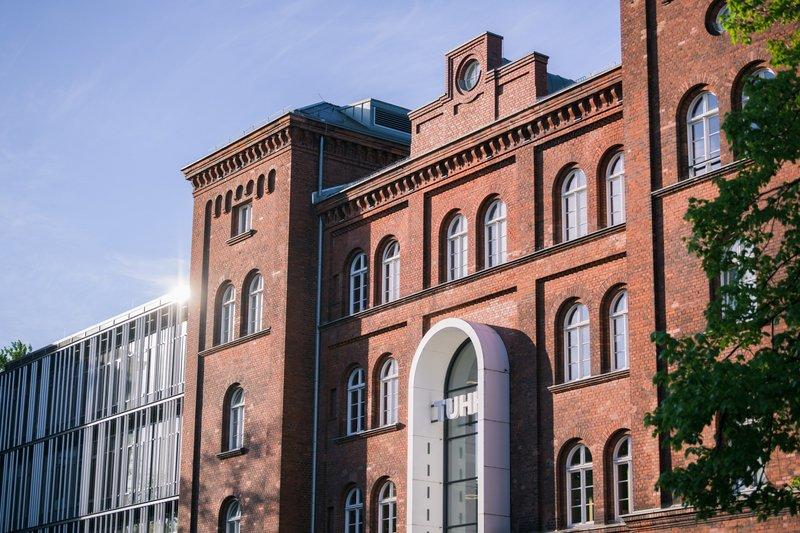 Hamburg University of Technology main building