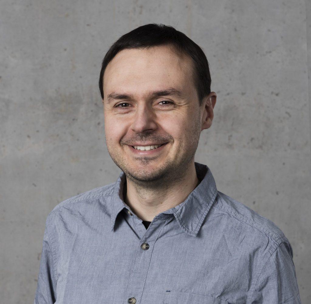 Prof. Matthias Mnich, Leiter des Instituts Algorithmen und Komplexität der Technische Universität Hamburg.