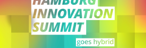 Der Hamburg Innovation Port ist beim Hamburg Innovation Summit am 20. Mai 2021 mit einem virtuellen Messestand vertreten